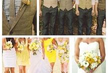 Coudare-Dailey Wedding / Ideas!
