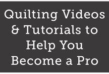 quilting videos