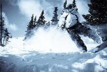 Snowboarding / by Sara Rand