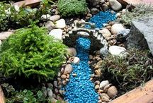 Meggie Fairy garden