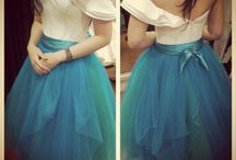 Tulle / All things tulle :) / by Ariel Cash