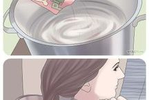 como teñir el cabello con kol aid
