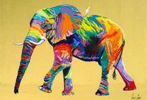 ART INSPIRATION / by Liz Herceg-KELLY