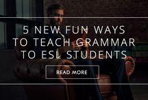 5 new ways to teach grammar to Ss