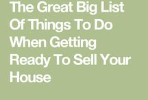 Selling your home