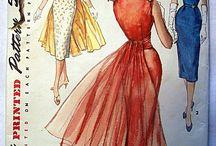 Stili di cucito vintage