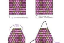 šití různé