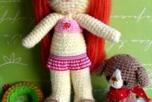 crafts- CROCHET - amigurumi - toys