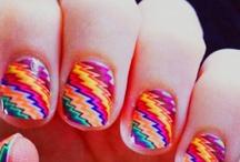 nail designs / by Jennifer Brooks