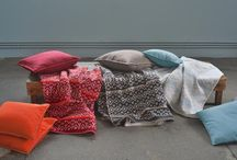 Throws and blankets made in Austria. / Stylish throws by David Fussenegger Austria