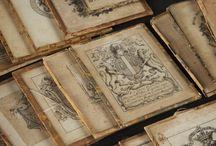 Ex Libris / by Parvum Opus Desk Furnishings