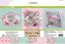 CraftEmotions - Pretty in Pink