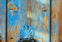 Kapıların dili..