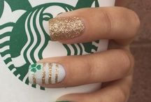 nails - st.patties