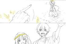 Anime and manga coctail (❤//з//❤)
