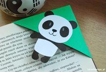 Zakładki do książek / Bookmark
