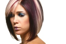 """Hairstyles to try / Short is in ...."""" The different styles of the Pixie cut"""". / by Shawna Sharrock"""