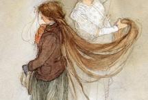 Lizbeth Zwerger illustration