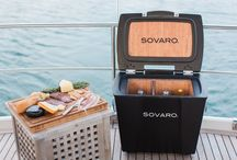 Sovaro Luxury Coolers / High Fashion meets High Tech.  Serious style plus an unparalleled suite of style.