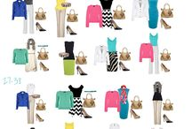 Work Outfit Inspiration / Beautiful outfits for work + play