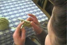 Brei technieken / knitting technique