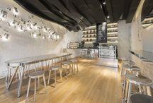 Interior - Café & restaurants