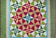 Katrina Hadjimichael / Quilts