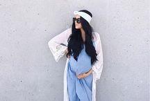 Embarazada y con estilo