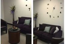 C. Richardson Counseling and Consulting, PLLC office.... a safe, comfortable and attractive therapy space.