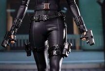 Avengers-agentka Romanovová