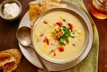 Healthy Recipes / We've created these awesome recipes for you to whip up at home with Veggemo.