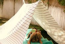 Party Idea: Camping / by Alexandra Getty Doudian