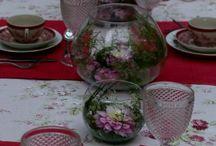 Art floral / Terrarium