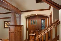 Craftsman bungalow interior