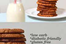 Ginger biscuits / Diabetic Friendly