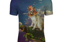 Unisex T-shirts by Brain Wash Clothing / Awesome unisex t-shirts available on www.brainwashclothing.com