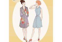 Commissions / Inspiration for dressmaking for others