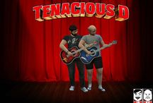 Tenacious D / Greatest Band in the Fuckin World PERIOD! OBEY THE D!!!