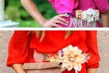Cinturón Flores