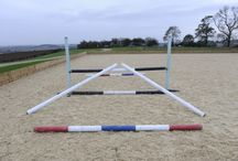 show jumping exercises