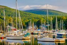 Maine / Lovely things about Maine.