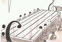 Music Makes the World Go 'Round / by Lauren Bradt