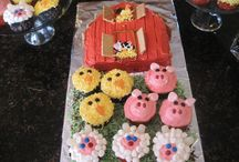 1st birthday party / by Jenny Davis