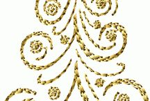 Free Machine Embroidery designs / Embroidery