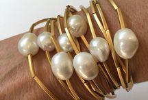 My many Pearls