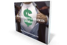Personal Finance Pins / Interesting and actionable pins in the world of personal finances.