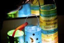 Ramadan lys