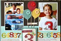 Scrapbooking Ideas / by Tami Rossbach