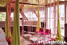 Wedding Decor ~ Mandap
