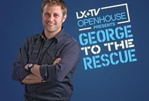 Best of George to the Rescue / March 26, 2015. Hear #George #Oliphant discuss True Stories of Before Hardships, the #Renovation Process and Amazing, Televised Reveals
